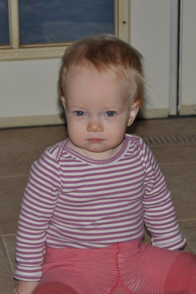 So serious!