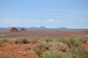 Drive through Valley of the Gods