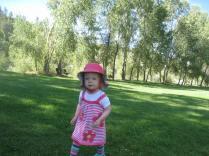 Morning at the park