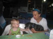 Mia with Susan and Lulu