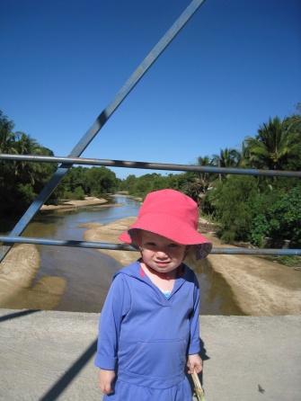 Bridge over Rio Tuito