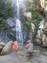 Waterfall conversations