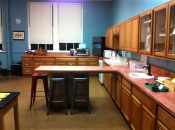 Lab & Kitchen in Senior Elementary