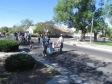 Earth Day parade through the 'hood